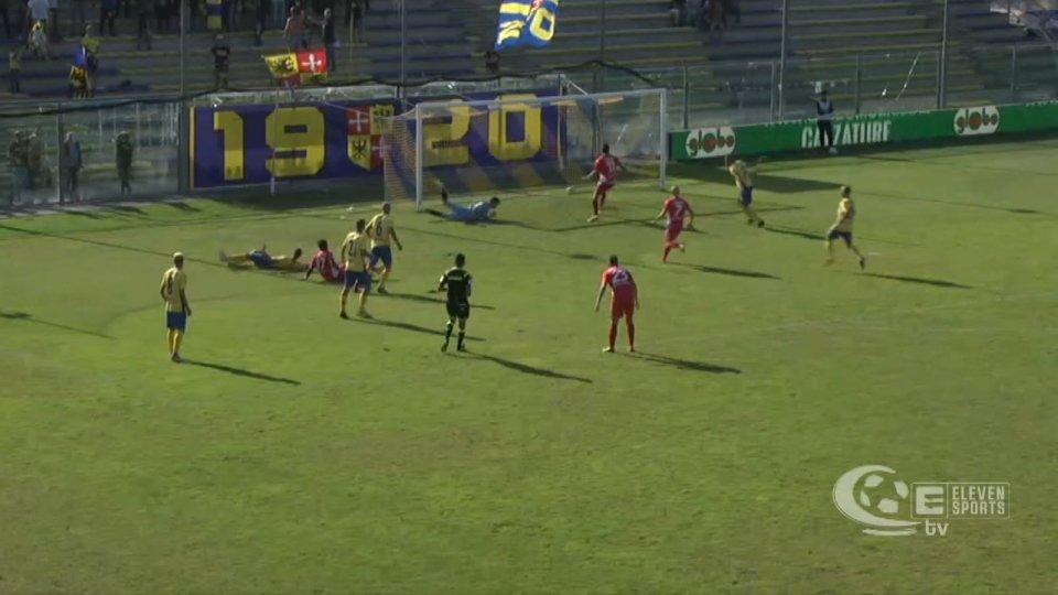 Fermana - Padova 1-2