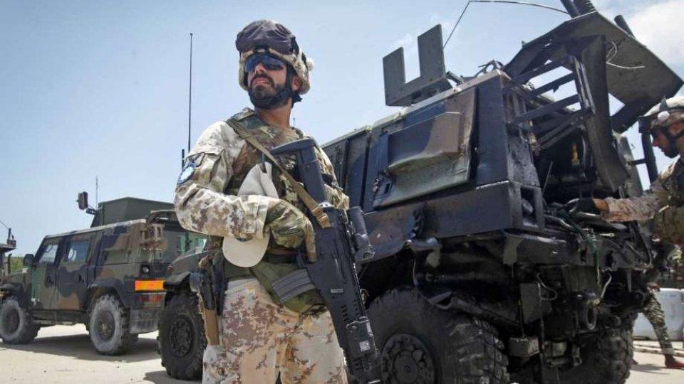 Attacco contro convoglio italiano in Somalia