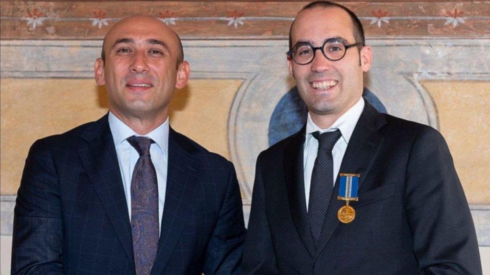 Segreteria Esteri: Medaglia commemorativa per il centenario del servizio diplomatico dell'Azerbaigian