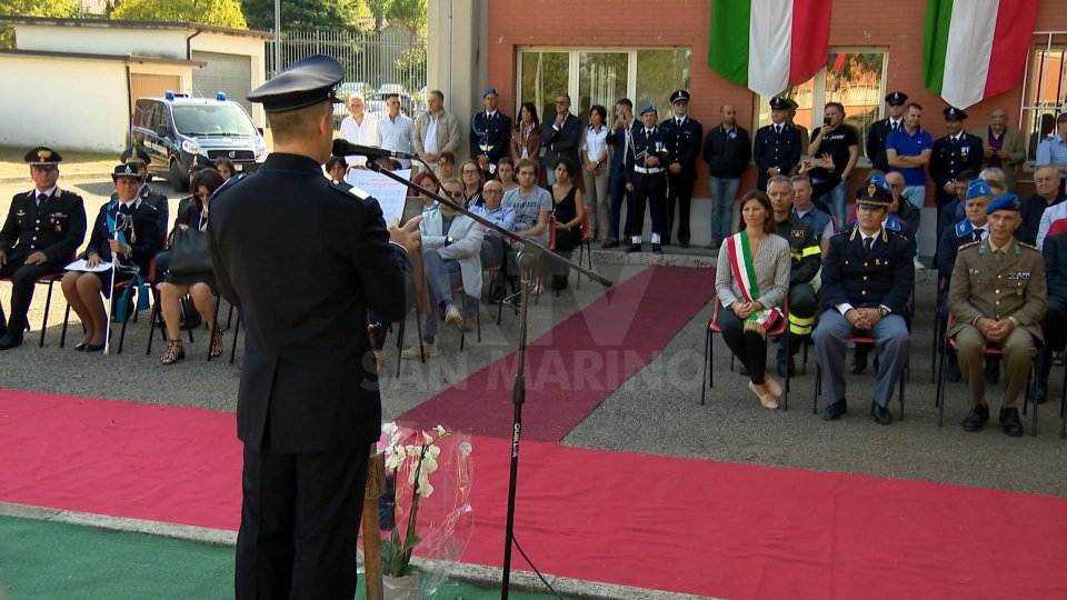 Nel video l'intervista al direttore Anna Angeletti, al comandante della polizia penitenziaria Aurelia Panzeca ed a Mauro Vagnini