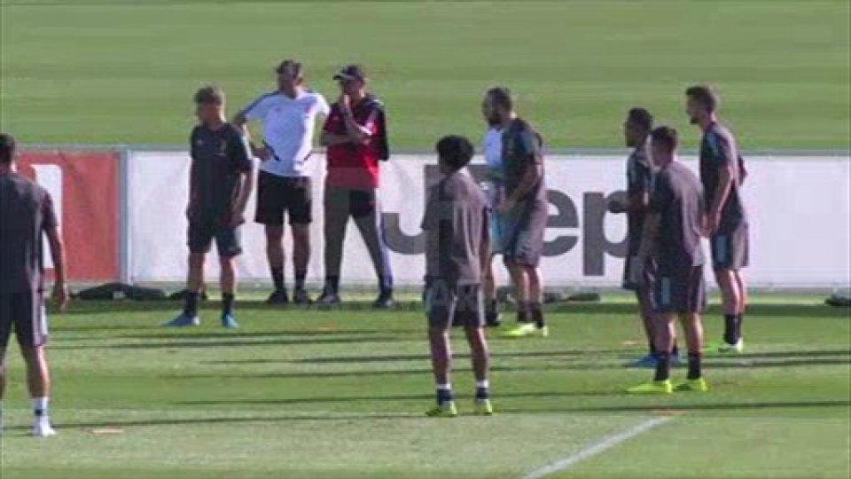 Champions League: questa sera Juventus-Bayer Leverkusen, Sarri conferma il 4-3-1-2