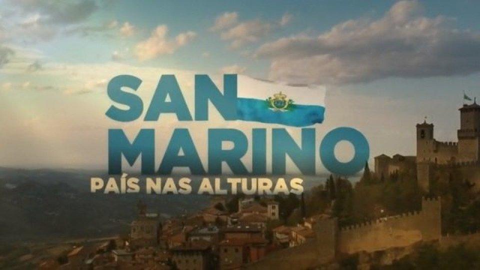 """Il Premio Europa de Comunicação, assegnato in Brasile all'audiovisivo """"San Marino - País nas Alturas"""", conferma il valore aggiunto della collaborazione con European Travel Commission"""