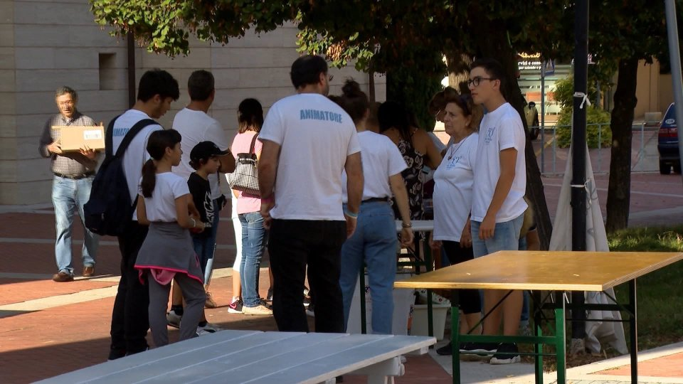 """Colonia """"San Marino"""" di La Verna: nel fine settimana grande festa dei partecipanti"""