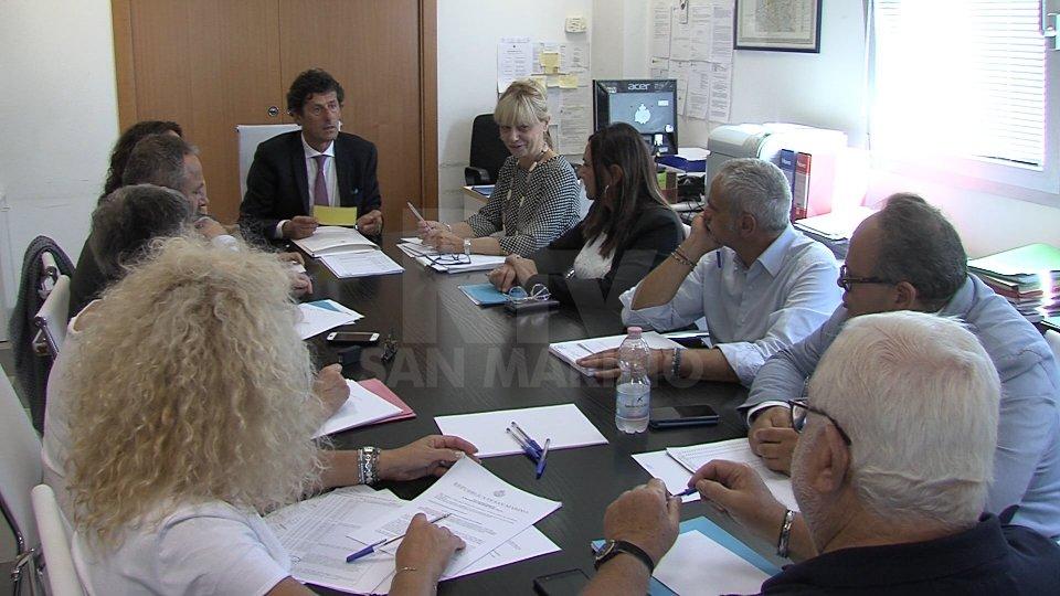 Verso le elezioni politiche: prima riunione della Commissione elettorale
