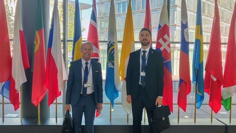 La Delegazione Consiliare Sammarinese presso l'Assemblea Parlamentare dell'OSCE a Marrakech