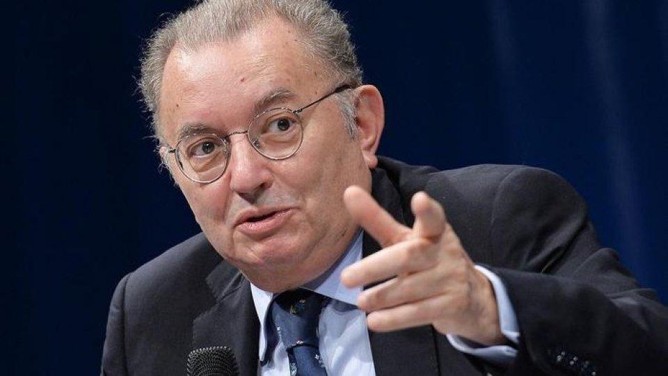 Giorgio Squinzi. Foto Ansa