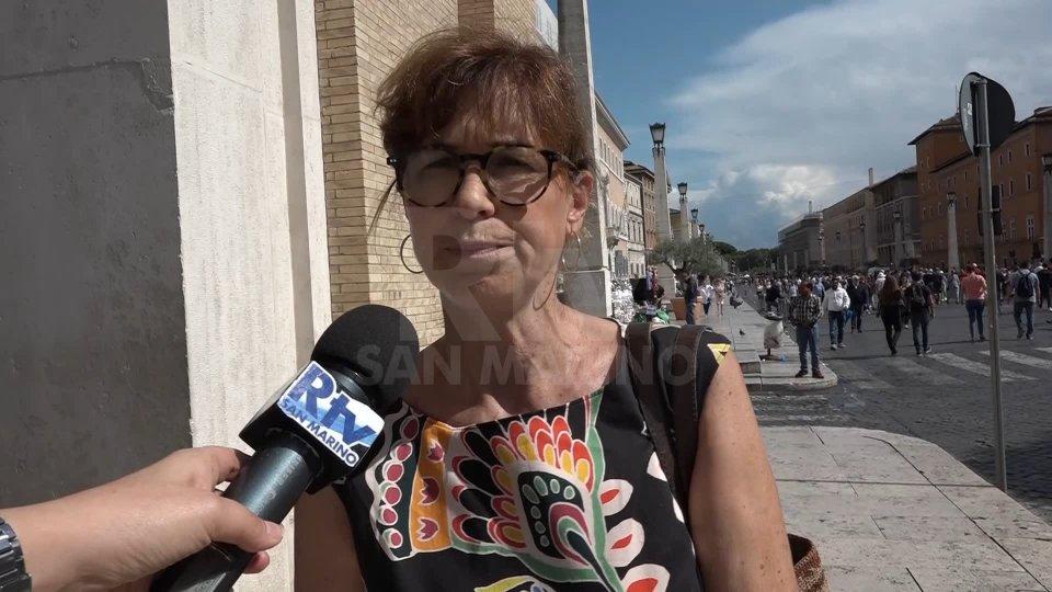 L'intervista a Patricia Thomas