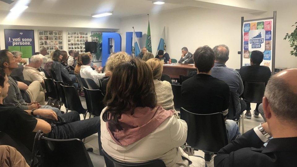 """Assemblea RF, Podeschi: """"Le accuse verso Repubblica Futura sono state la piccola foglia di fico per coprire alleanze inconfessabili"""""""