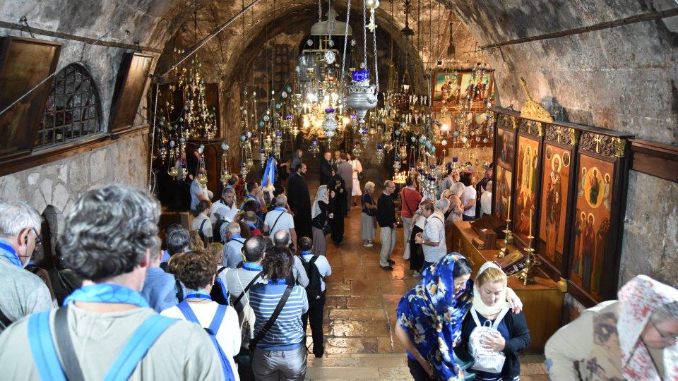 Diario del viaggio in Terra Santa della Diocesi San Marino-Montefeltro: 30 settembre