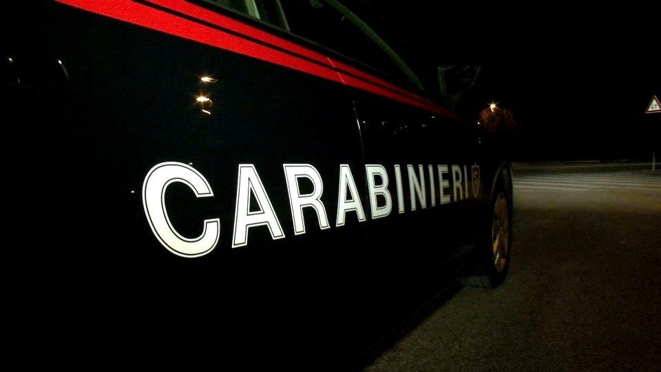 Pregiudicato riminese nasconde arma illegalmente, scoperto dai Carabinieri