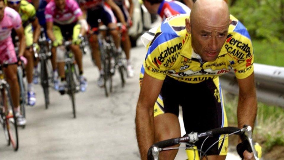 Marco Pantani. Foto Fondazione Marco Pantani