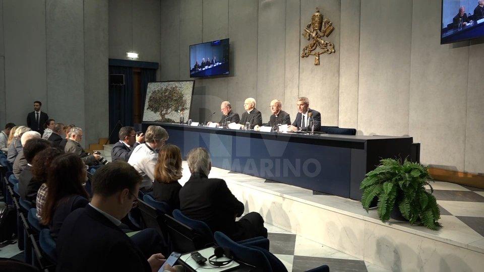 L'intervento al cardinal Lorenzo Baldisseri