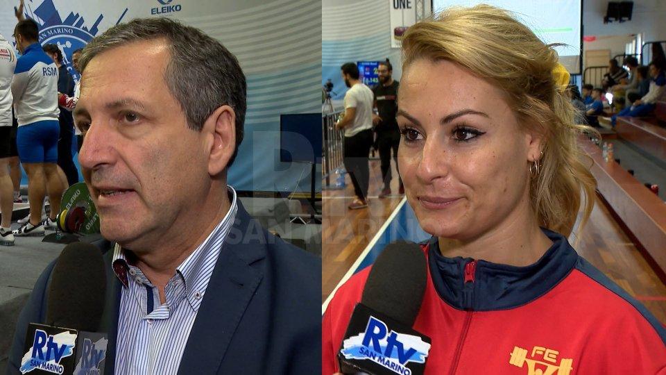 Antonio Urso e  Lidia ValentìnAntonio Urso e  Lidia Valentìn