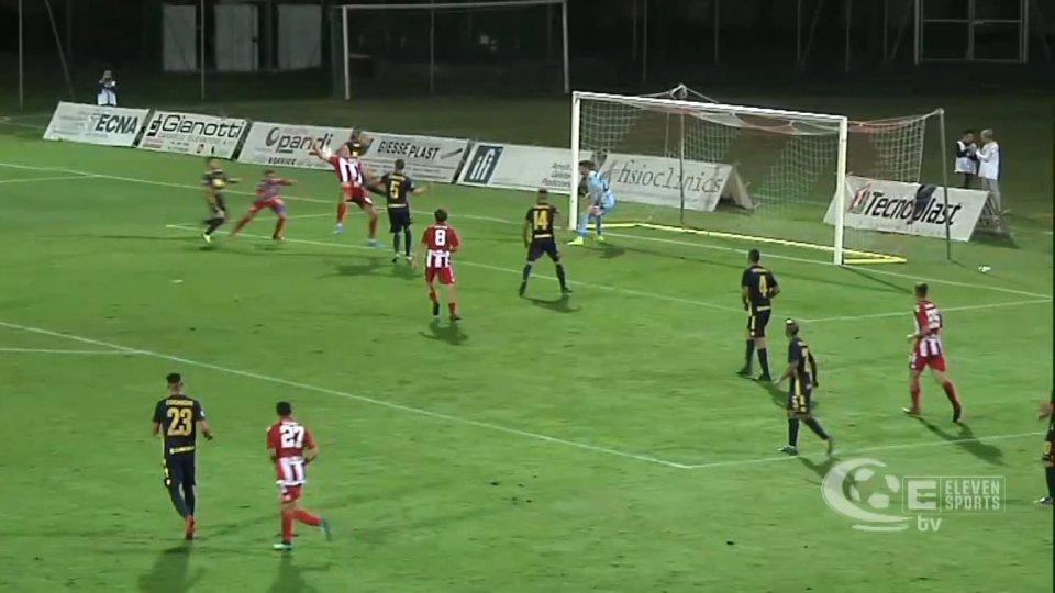 Vis Pesaro-Fermana 1-1