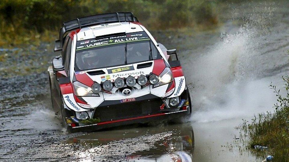 WRC: Tanak vince in Galles, il Mondiale è ad un passo