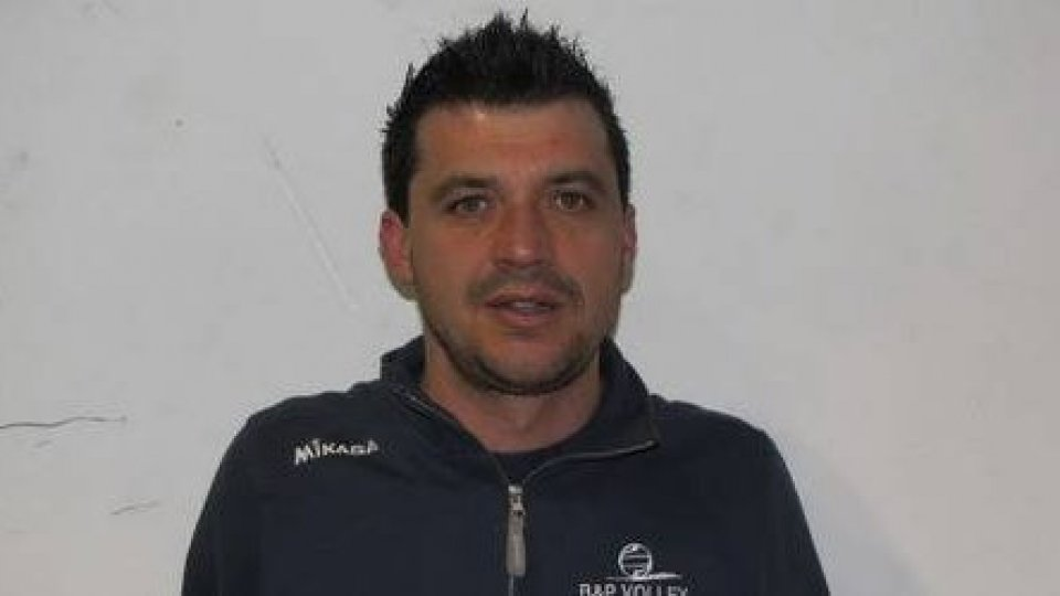 Il coach Wilson Renzi