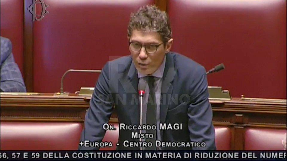 Nel video l'intervento di Riccardo Magi, deputato Più Europa