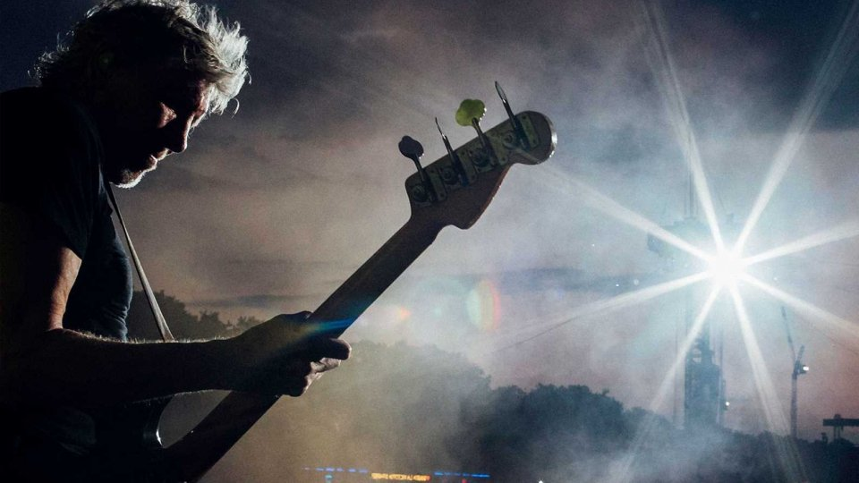 "Il docu-film ""Roger Waters: Us + Them"""