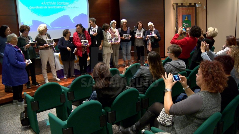 Prima assemblea Unione Donne Sammarinesi