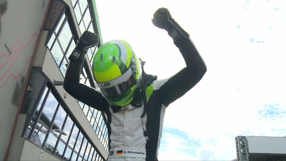 Formula 3 : David Schumacher trionfa in Formula Europa al Mugello