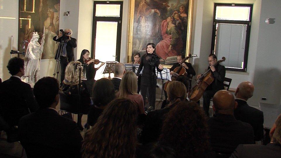 Concerto per i Capitani Reggenti al Museo di Stato
