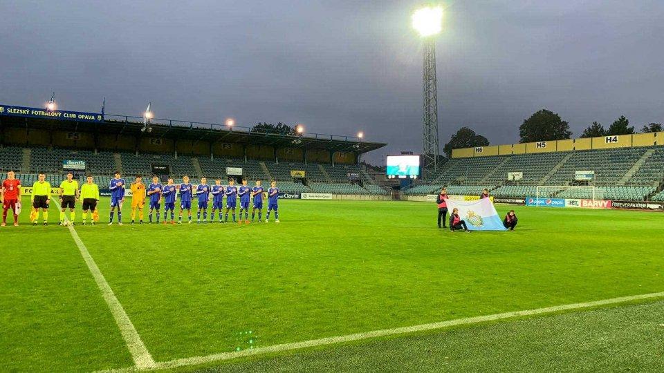 Repubblica Ceca – San Marino 6-0