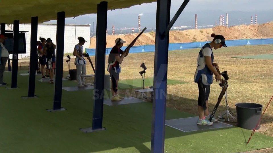 La finale del Trap donne in diretta su San Marino RTV