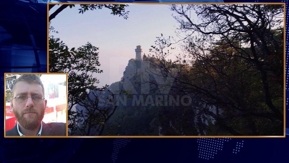 La storia leggendaria di San Marino al Romics di Roma con un romanzo ambientato in centro storico