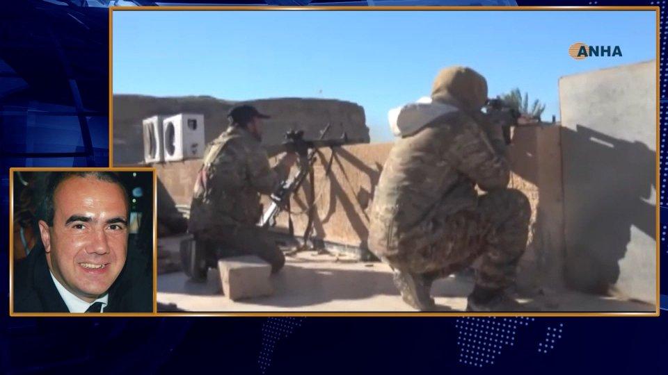 Foto: theguardian.comSiria: prosegue l'offensiva anti-curda di Ankara. Bombardamenti anche nel nord dell'Iraq