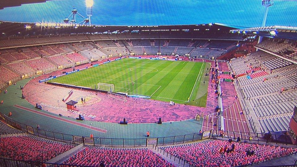 Livescore: Belgio - San Marino (9-0) FINALE