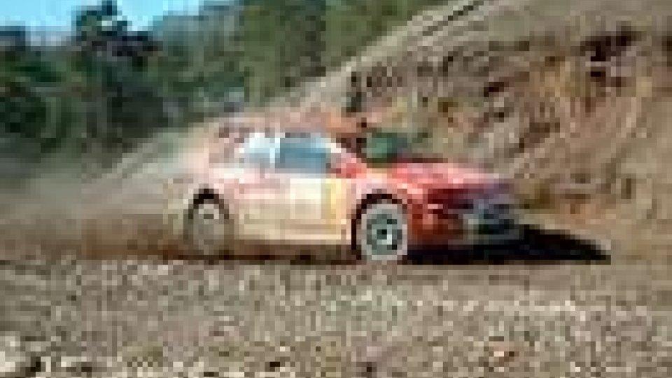 Rally del Ciocco: vittoria a Longhi