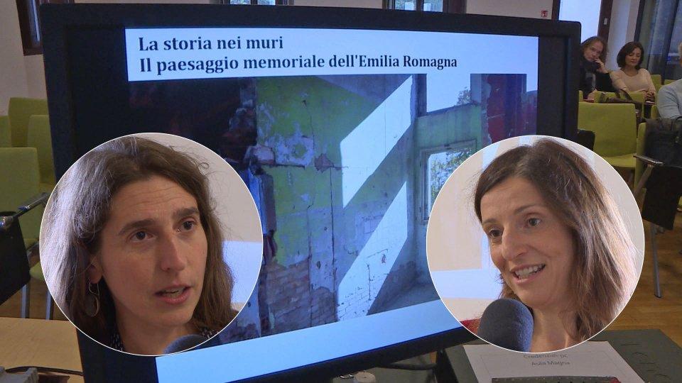 Nel video le interviste a Valentina Rossi e Elena Pirazzoli
