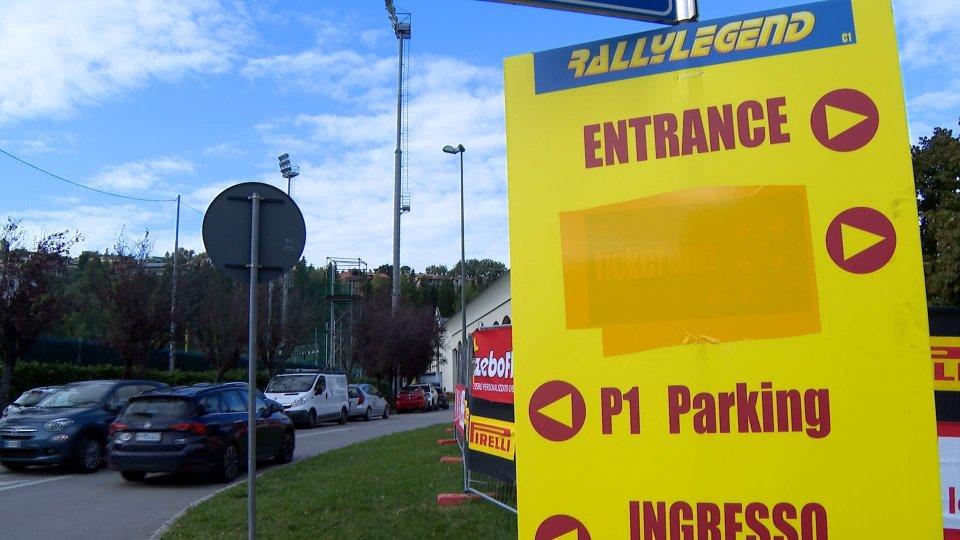 RallyLegend, seconda giornata di gare: le strade chiuse sabato 12 ottobre
