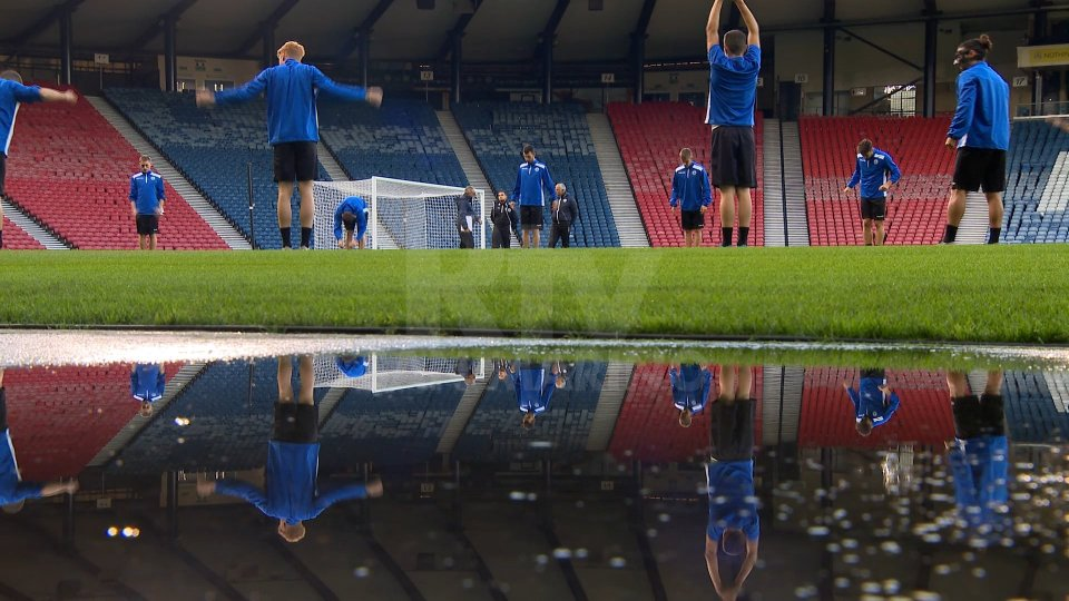 San Marino sfida la Scozia
