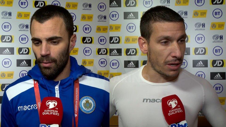 Aldo Simoncini e Alex GasperoniAldo Simoncini e Alex Gasperoni