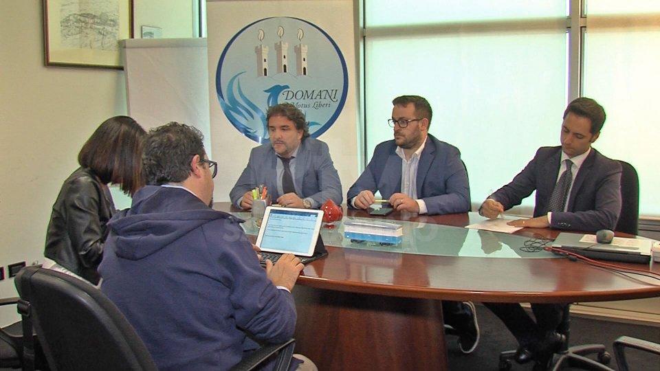 Le interviste a Samuele Pelliccioni e Fabio Righi