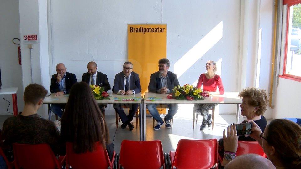 Nel servizio l'intervista ad Andrea Tamagnini (presidente Associazione Culturale Teatrale Bradipoteatar)