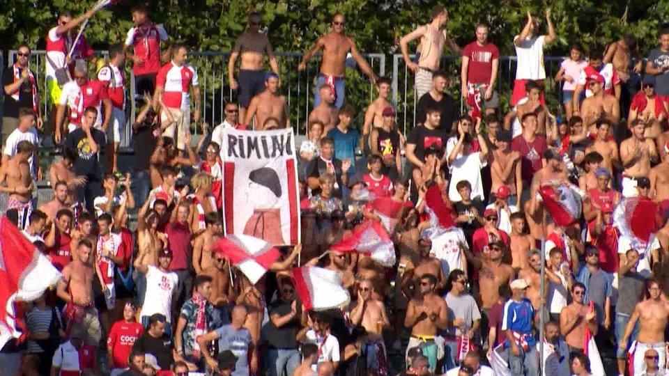 Tifosi del Rimini