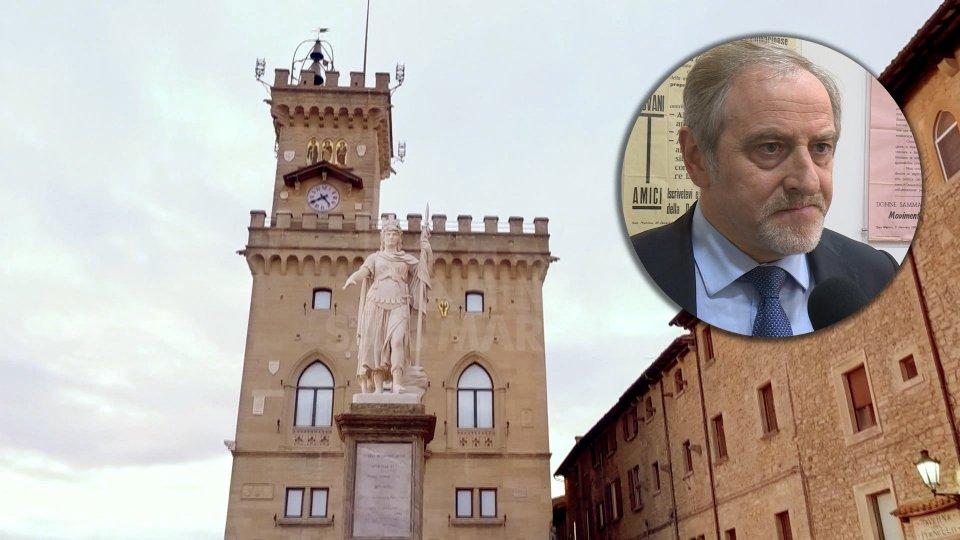 Nel servizio, l'intervista a Gian Carlo Venturini, segretario del Pdcs