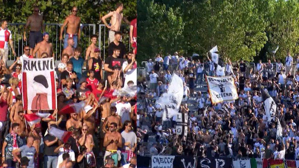 Derby Rimini-CesenaPer Rimini e Cesena un derby da non sbagliare