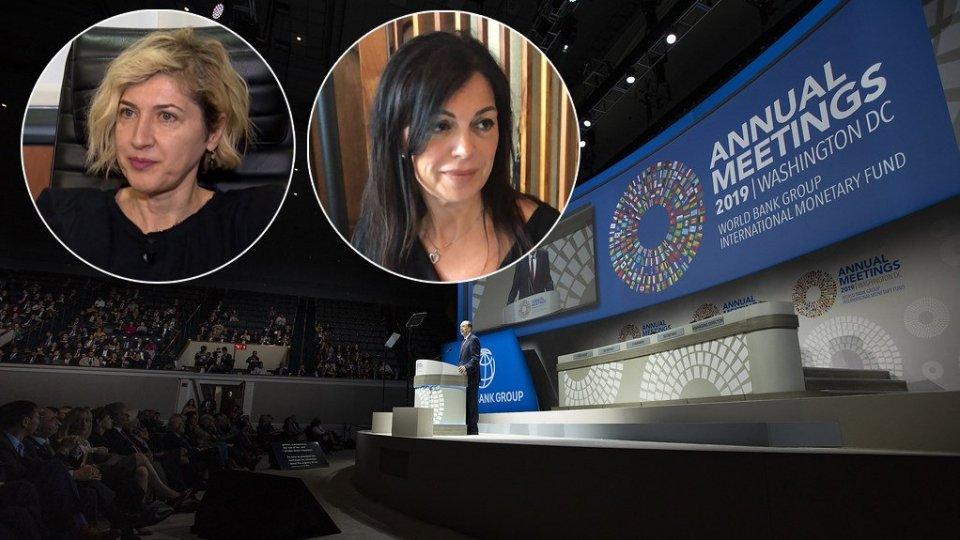 San Marino agli Annual Meetings di Fmi e Banca Mondiale