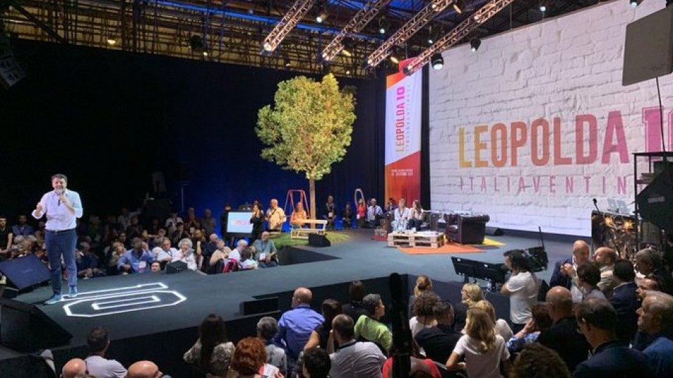 Nasce Italia Viva sul palco della Leopolda