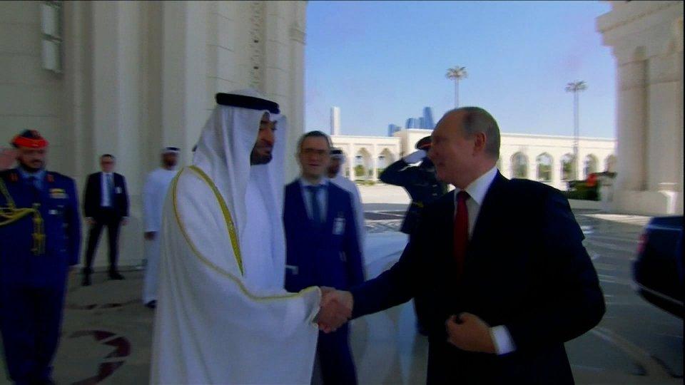 Visita Putin nel Golfo: fattore stabilizzante per la regione