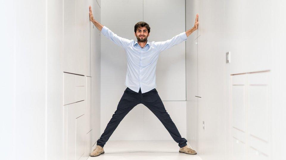 Vivere in 9 metri quadri: la prima tiny house italiana