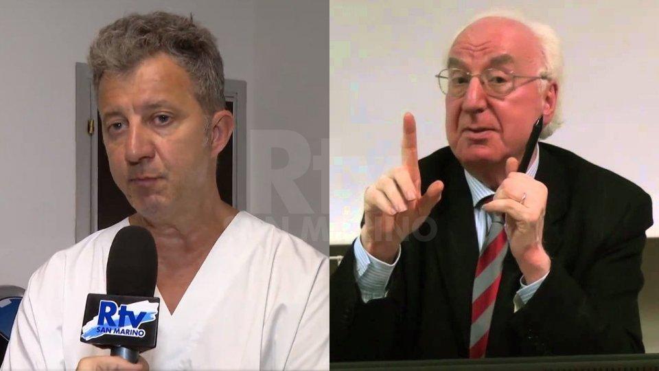Marco Benedettini e Renato Di Nubila