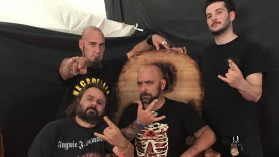 Minitour in Lituania e Lettonia per i Necrofilia