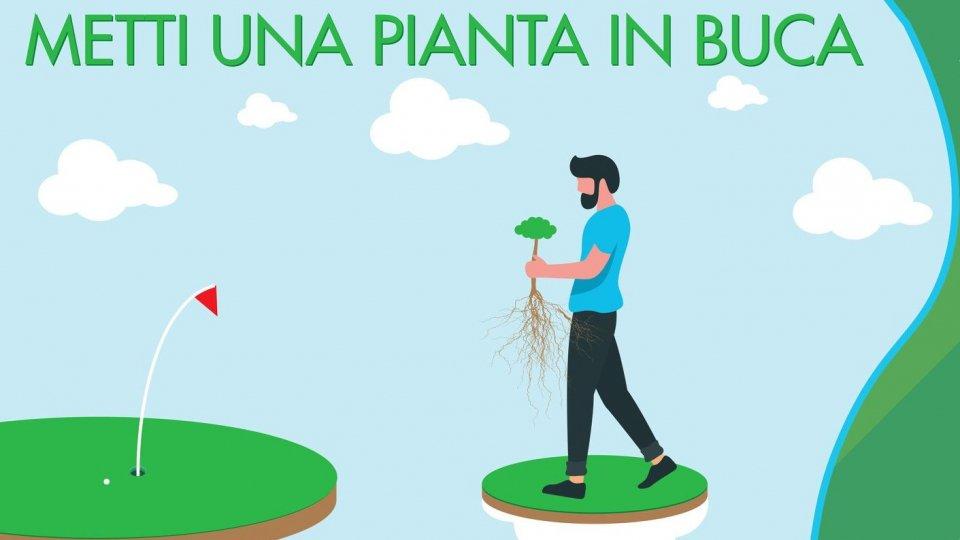 """""""Progetto Flora-Adotta Un Albero & Metti Una Pianta In Buca"""""""