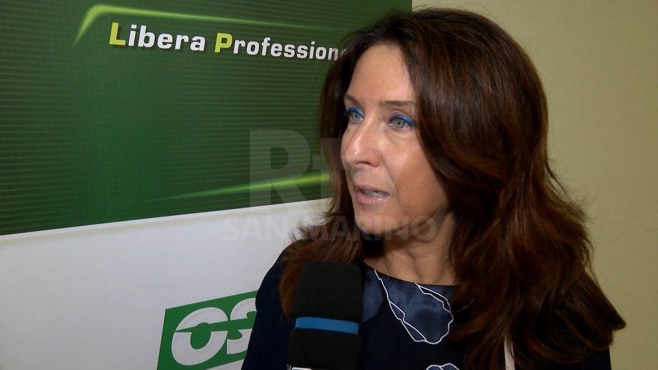 """Monica BolliniLe richieste di OSLA alla politica in vista delle elezioni: """"Meno Stato"""""""
