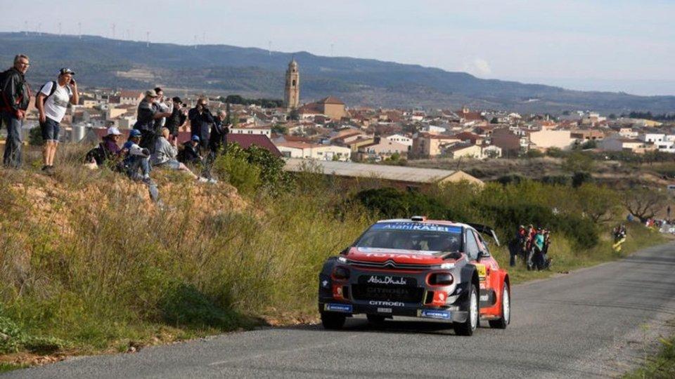 Al via il Rally di Catalunya, penultima prova del mondiale