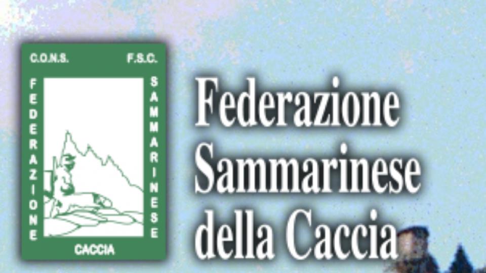 Federazione Sammarinese della Caccia: doverose precisazioni in ordine all'esercizio dell'attività venatoria.